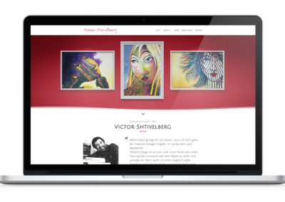 Victor Shtivelberg - Full Website